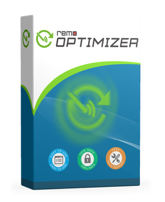 Remo Optimizer BoxShot